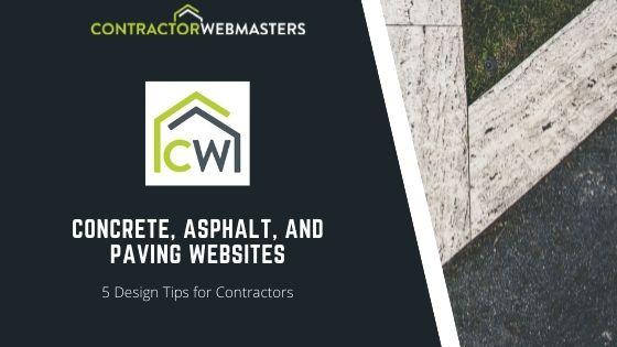 Asphalt Paving Websites