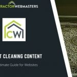 Carpet Cleaning Content