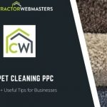 Carpet Cleaning PPC Cover
