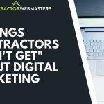 Contractor Digital Marketing Blog Banner