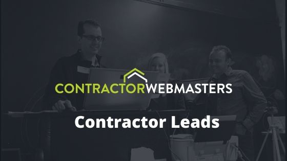Contractor Leads Page Cover