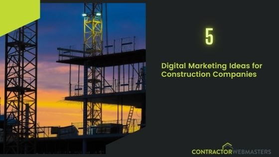 Digital Marketing for Construction Companies (Blog Cover)