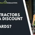 Do Contractors Get a Discount at Menards?