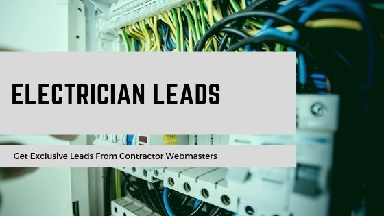 Electrician Leads