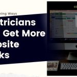 Electrician Website Clicks Blog Banner