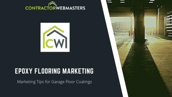 Epoxy Flooring Marketing