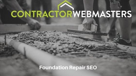 Foundation Repair SEO