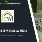 Foundation Repair Social Media
