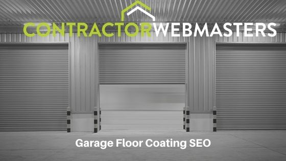 Garage Floor Coating SEO Services (Cover)