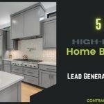 Homebuilder Lead Generation