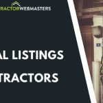 Local Listings for Contractors Cover