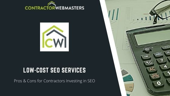 Low-Cost SEO Services