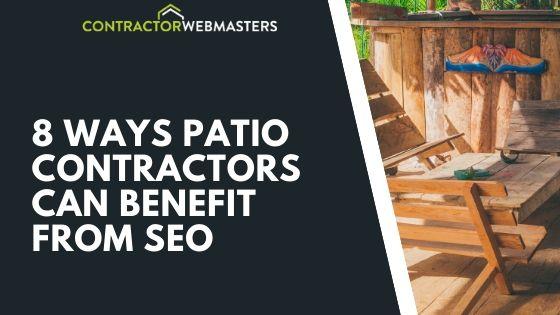 Patio Contractor SEO Blog Banner