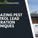 Pest Control Lead Generation Techniques