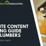 Plumbing Website Content Guide