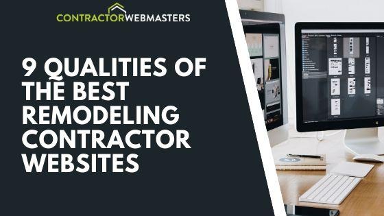 Remodeling Contractor Websites