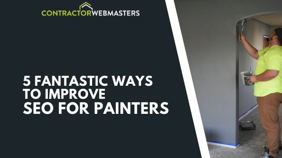 SEO for Painters (Blog Cover)