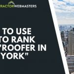 SEO for Roofers in New York Blog Cover