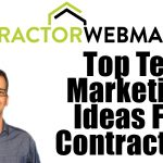 Top 10 Marketing Ideas Podcast Card