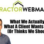 What We Actually Do vs What Clients Think We Should Do