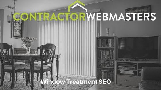 Window Treatment SEO